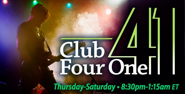Club Four One Lounge Entertainment
