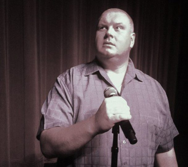 Comedian Chris Young