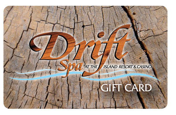 Drift Spa Gift Cards for the Holidays