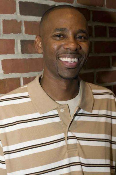 Comedian Ken Miller