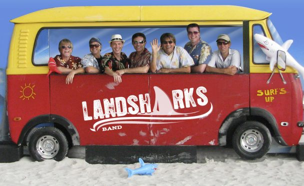The Landsharks come to the Island Showroom
