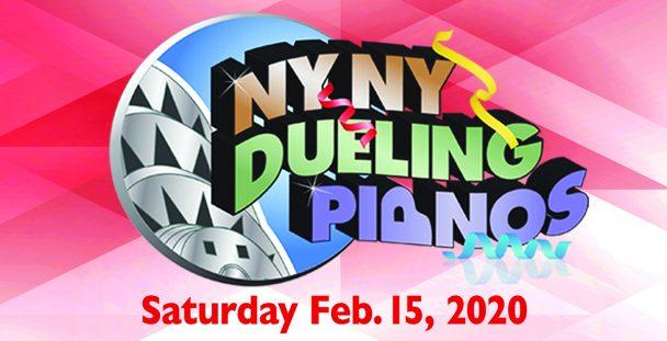 NY NY Dueling Pianos at the Island Resort & Casino.