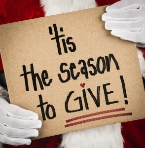 Santa Please Give Sign #22366848