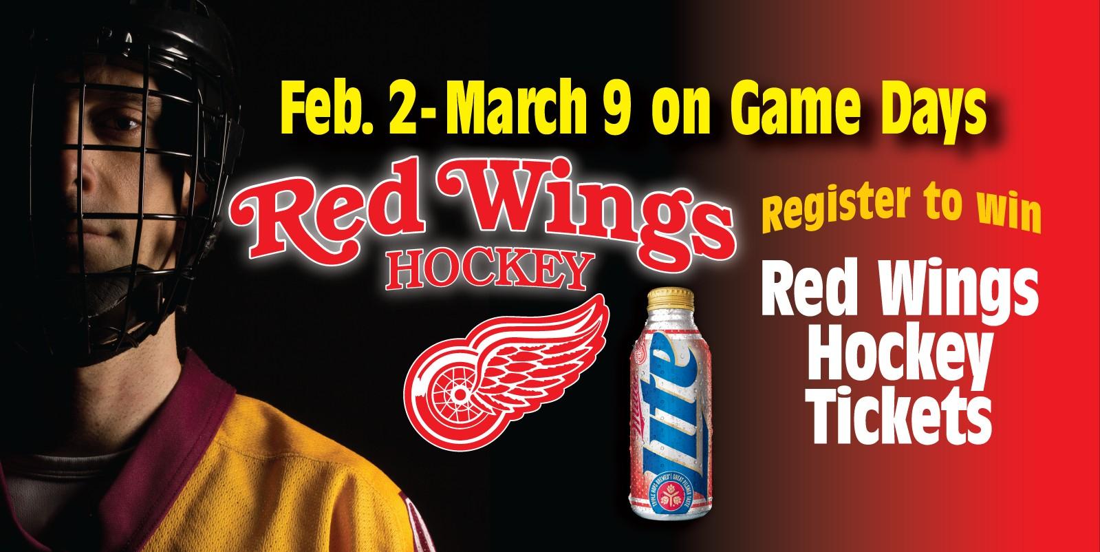 Red Wings Hockey