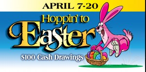 Hoppin' to Easter Web Image