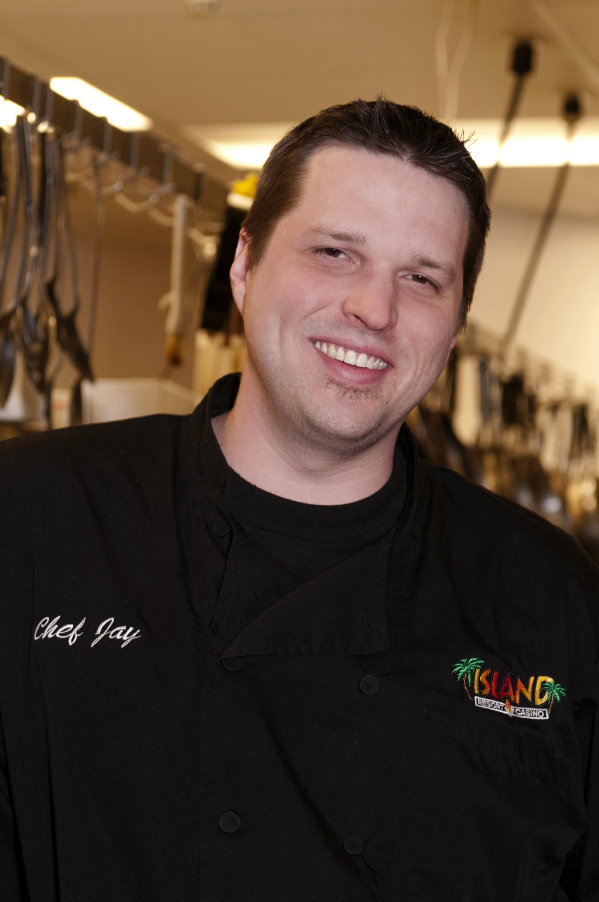 Executive Chef, Jay Fehl