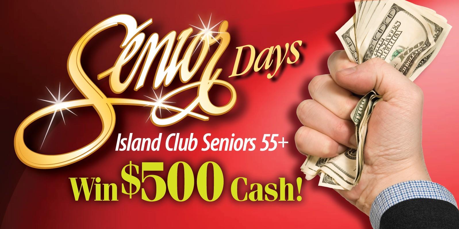 Seniors Win $500 Cash June '14