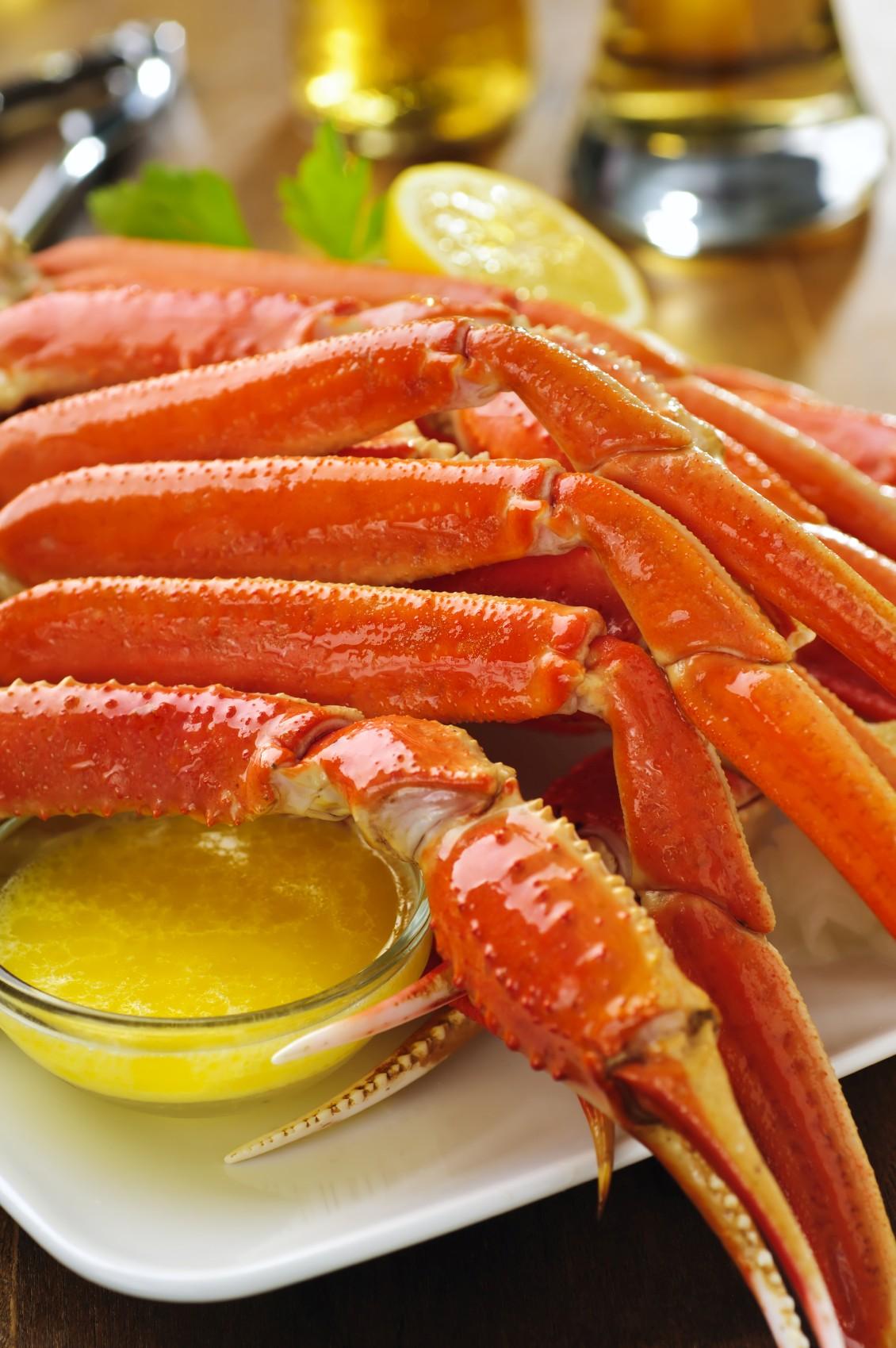 Crab Legs #23018389