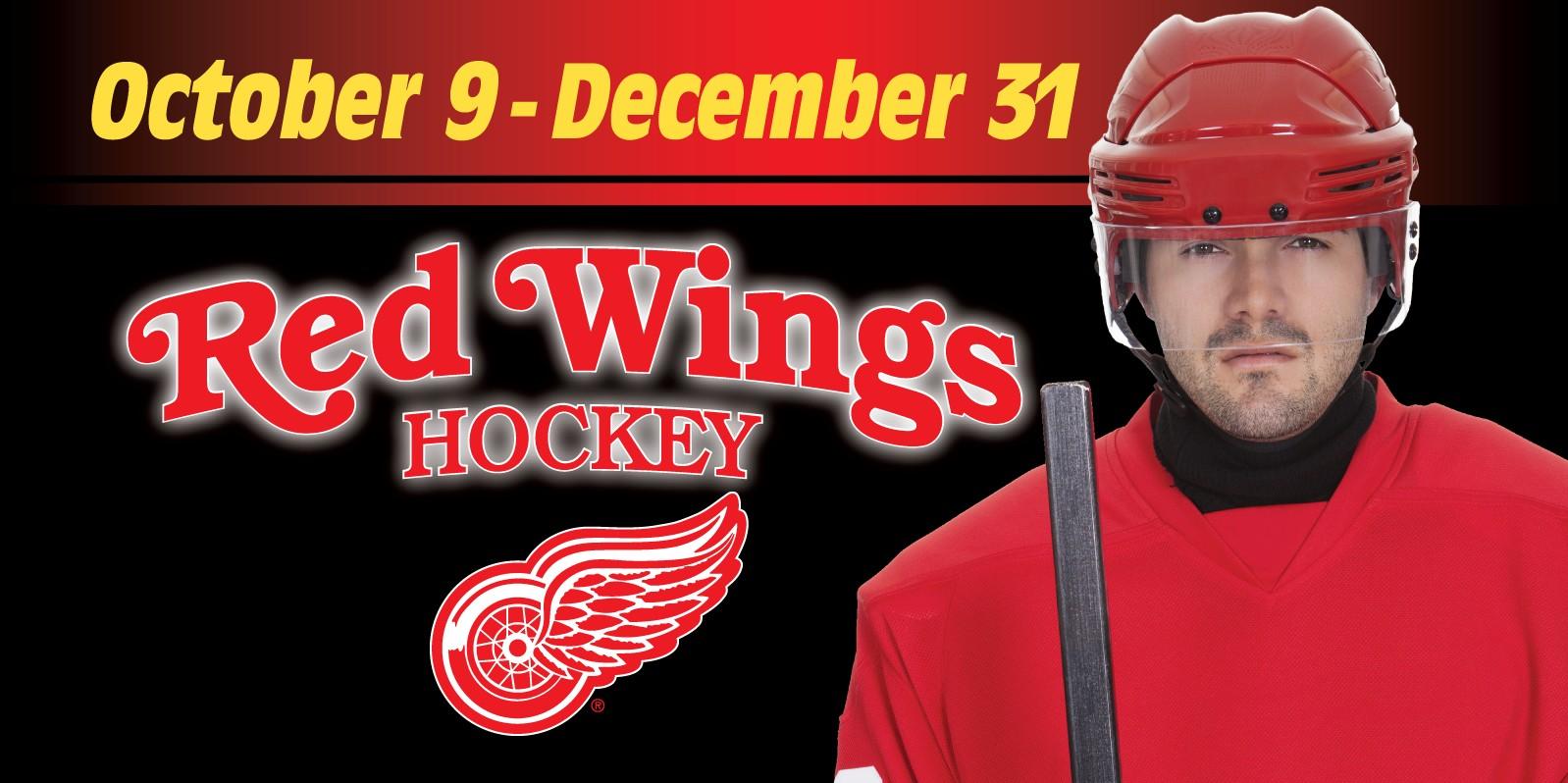 2014 Red Wings Hockey Web Image