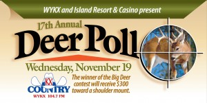 17th Annual Deer Poll