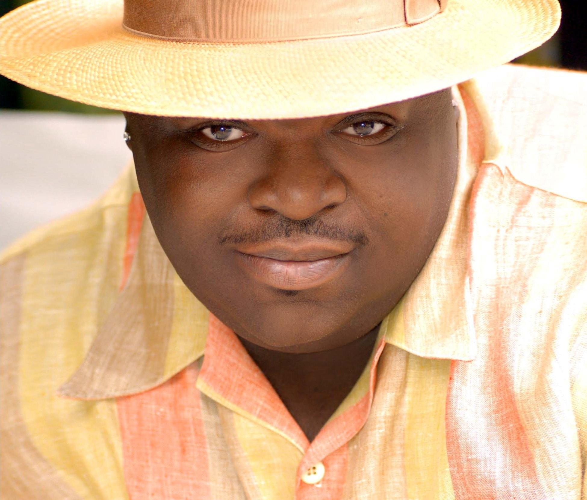 Comedian Coleman Green