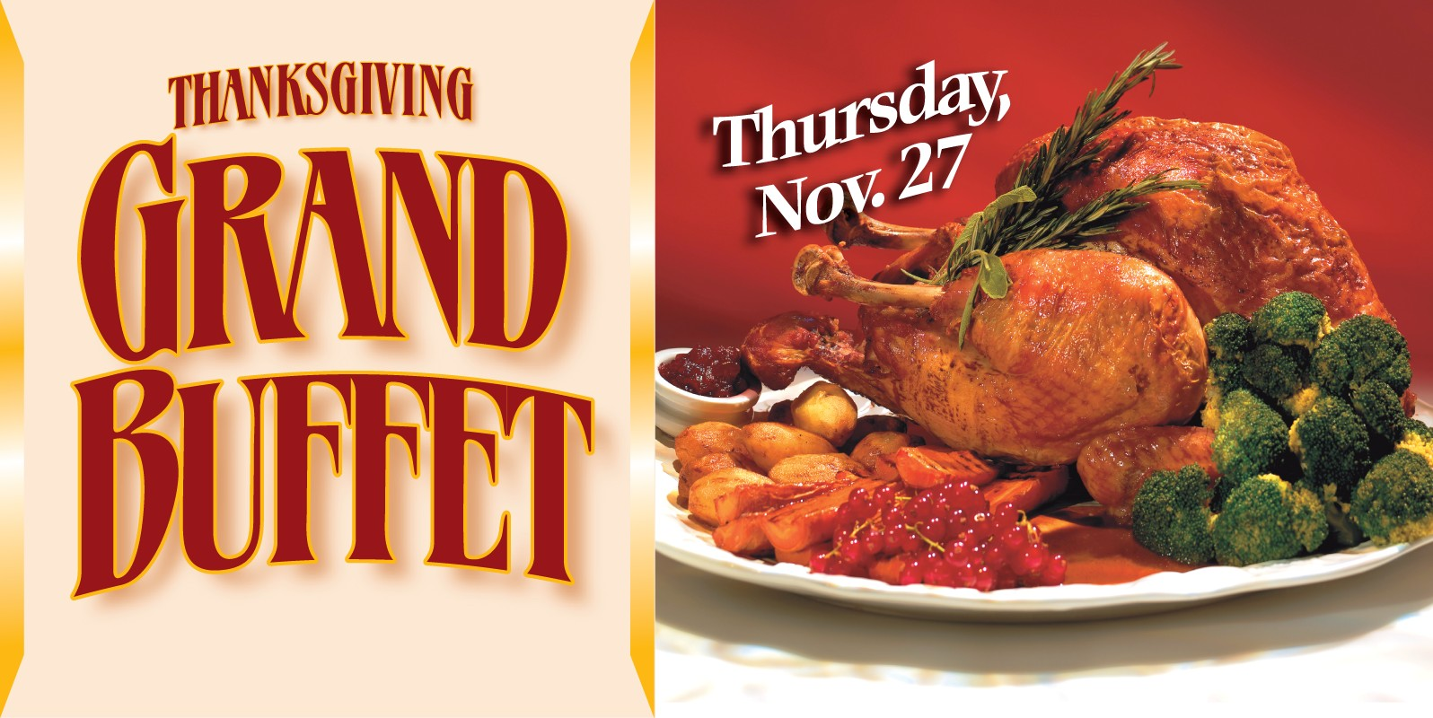 Thanksgiving Buffet '14