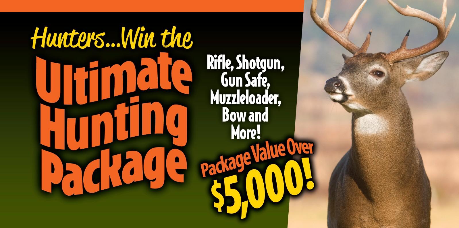 Ultimate Hunting Package '14