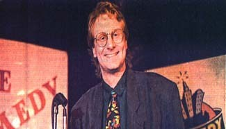 Comedian Brad Tassell