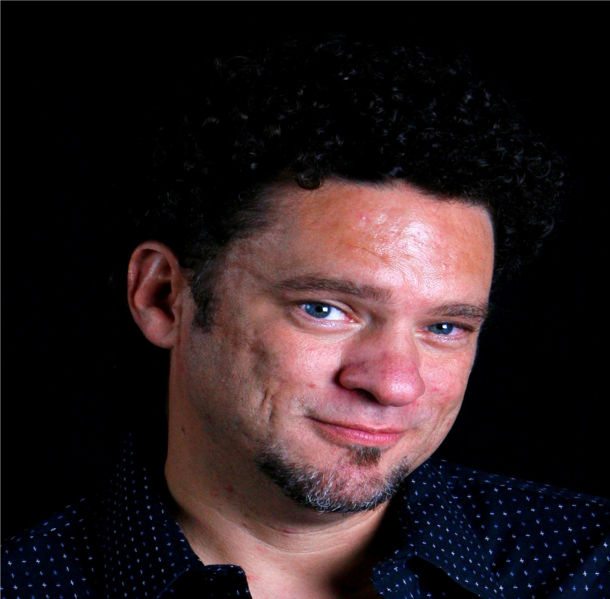Comedian Rob Holloway