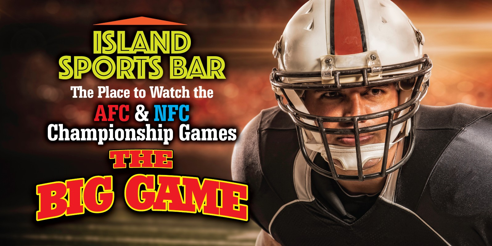 Sports Bar-Big Game Web Image