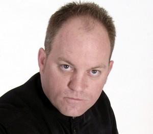 Comedian Doug MacCraw