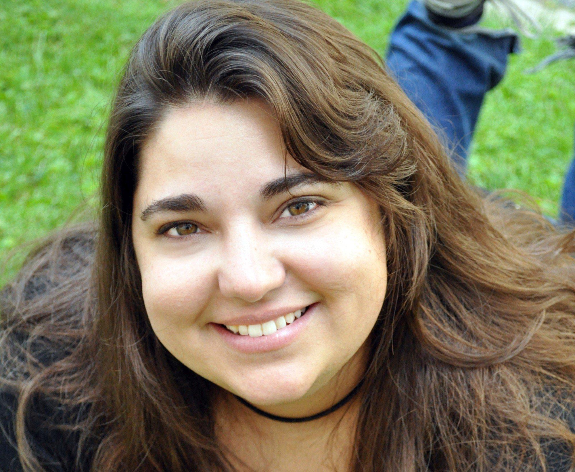 Comedian Carmen Morales
