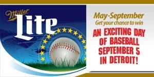Miller Lite-Baseball Web Image