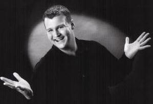 Comedian Brian Aldridge