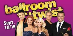 Web Header Headline - Ballroom With a Twist