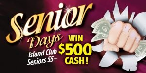 Web Header Promotion - September Senior Days