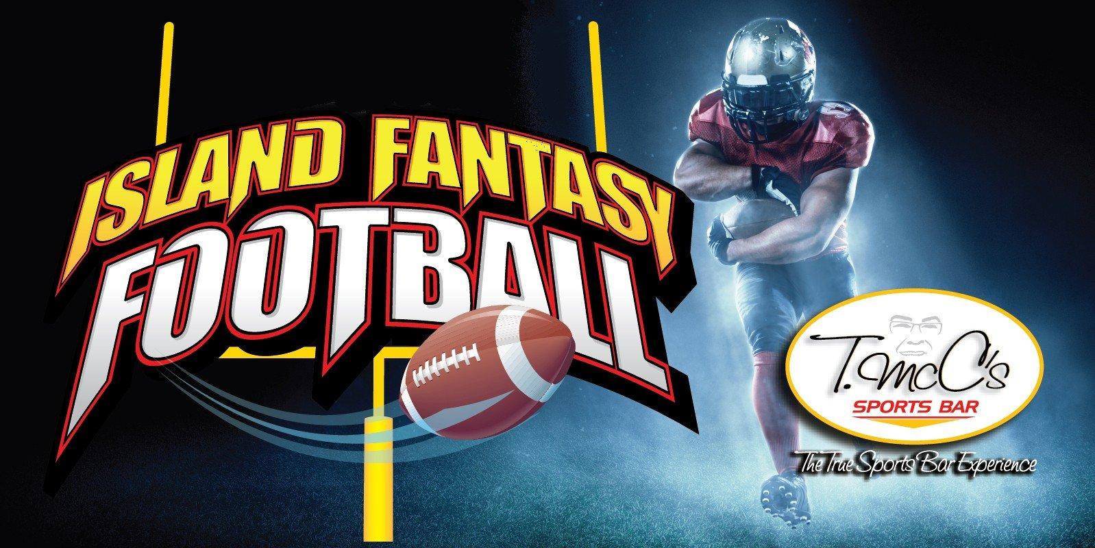 "Fantasy Football ""Kicksoff"" at the Island"