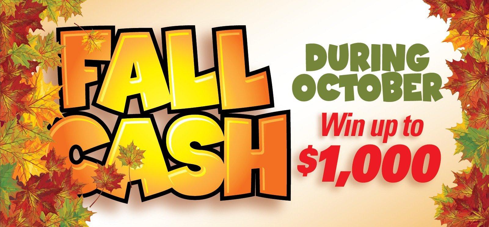 Fall Cash
