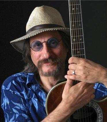 Comedian Gerry Grossman