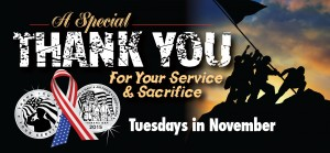 Web Header Promotion-November Tribute Tuesdays