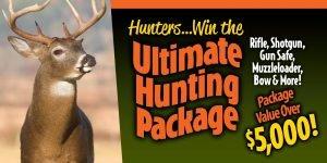 Web Header Promotion-November Ultimate Hunting