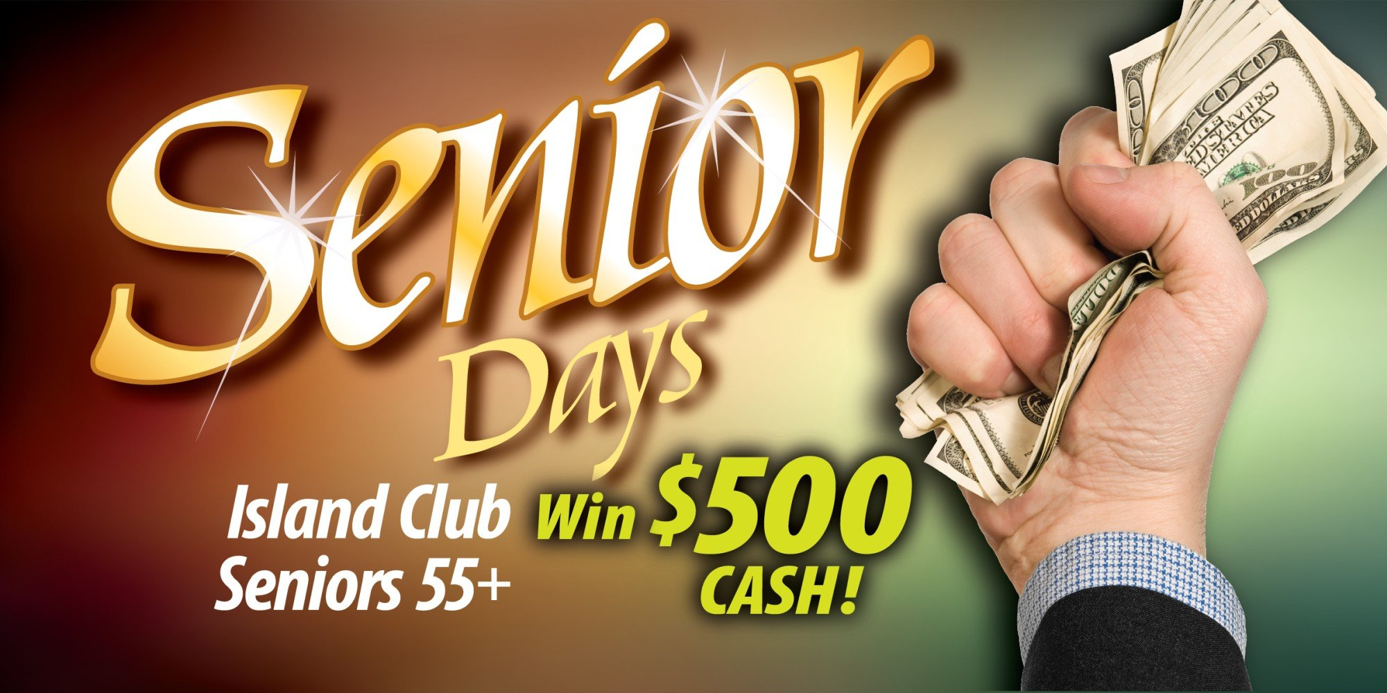 Seniors $500 Cash June '16