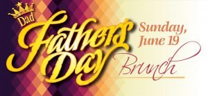 Web Header Food & Beverage-Father's Day Brunch