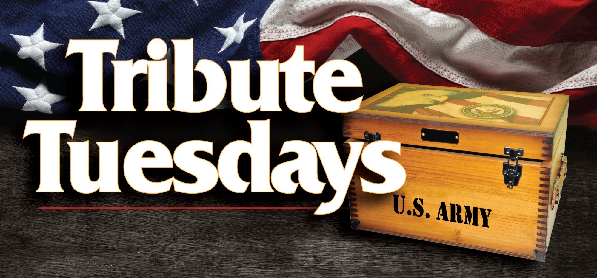 Web Header Promotion-August Tribute Tuesdays