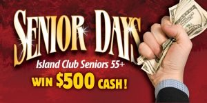 Web Header Promotion - October Senior Days
