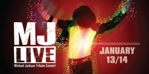 Web Header Headline - MJ Live