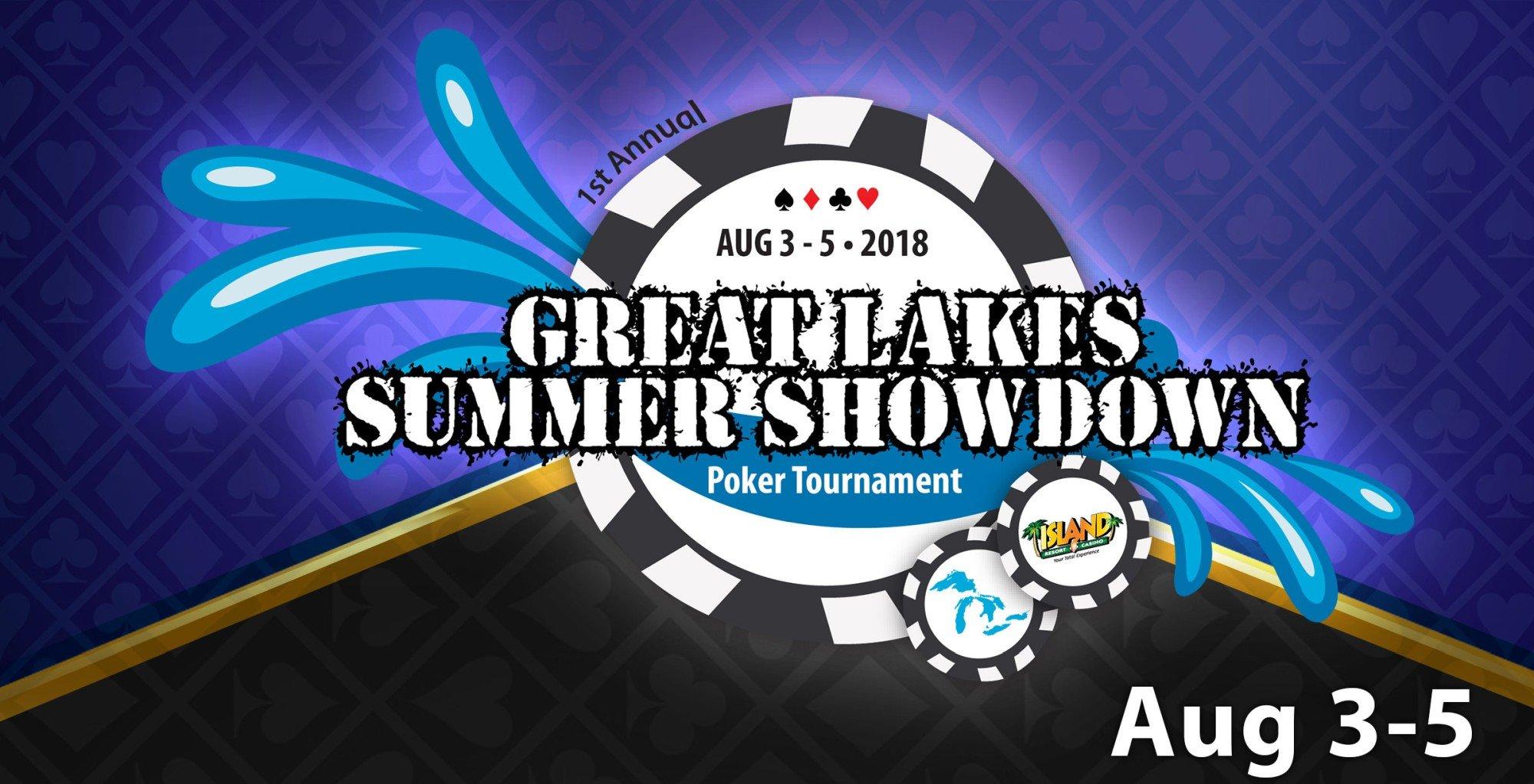 Summer Showdown Poker Tournament