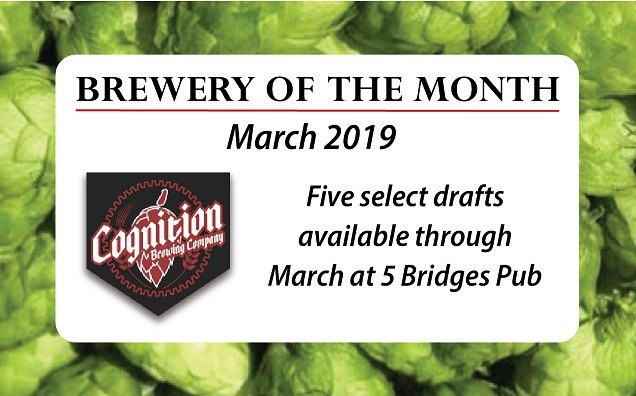 Brewery of the Month – March 2019