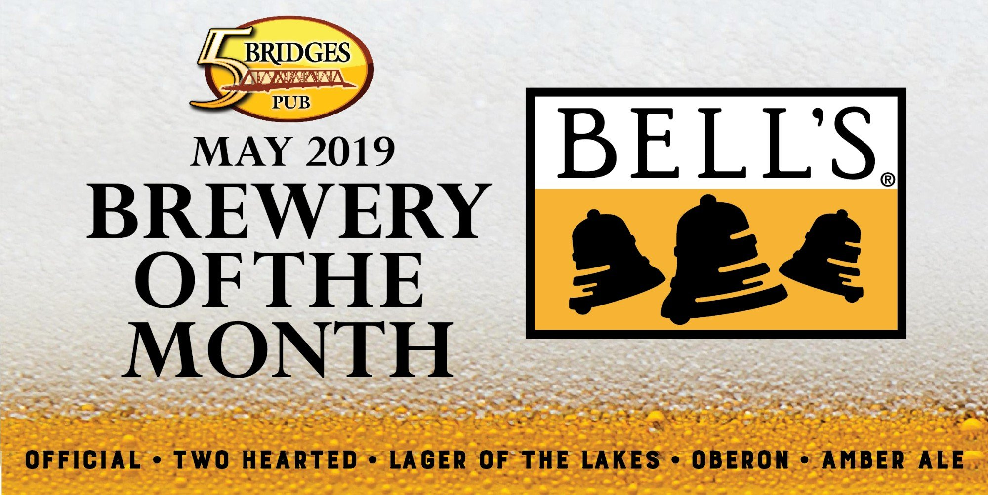 May 2019 Brewery of the Month – Bells
