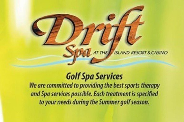Exclusive, Limited Time Drift Spa Services