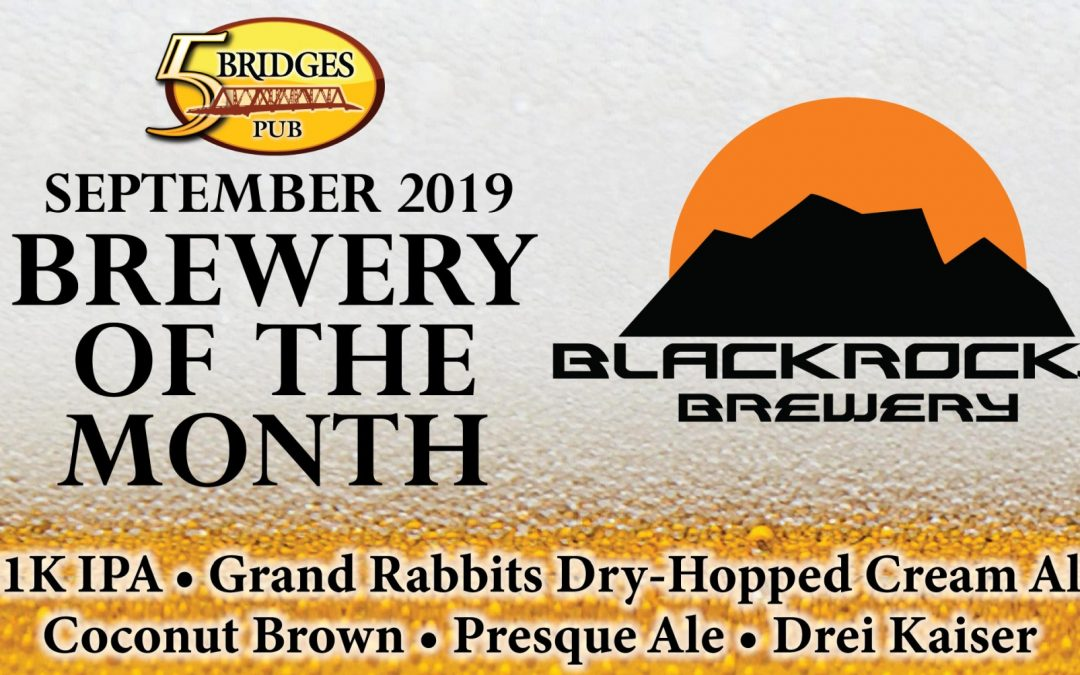 September Brewery of the Month – Blackrocks Brewery