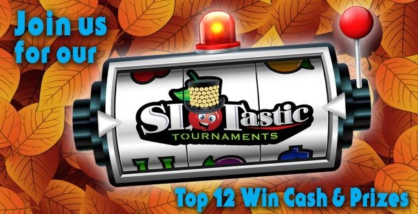 November Slot Tournament at Island Resort & Casino.