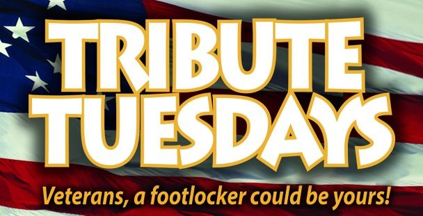 Tribute Tuesdays in November.