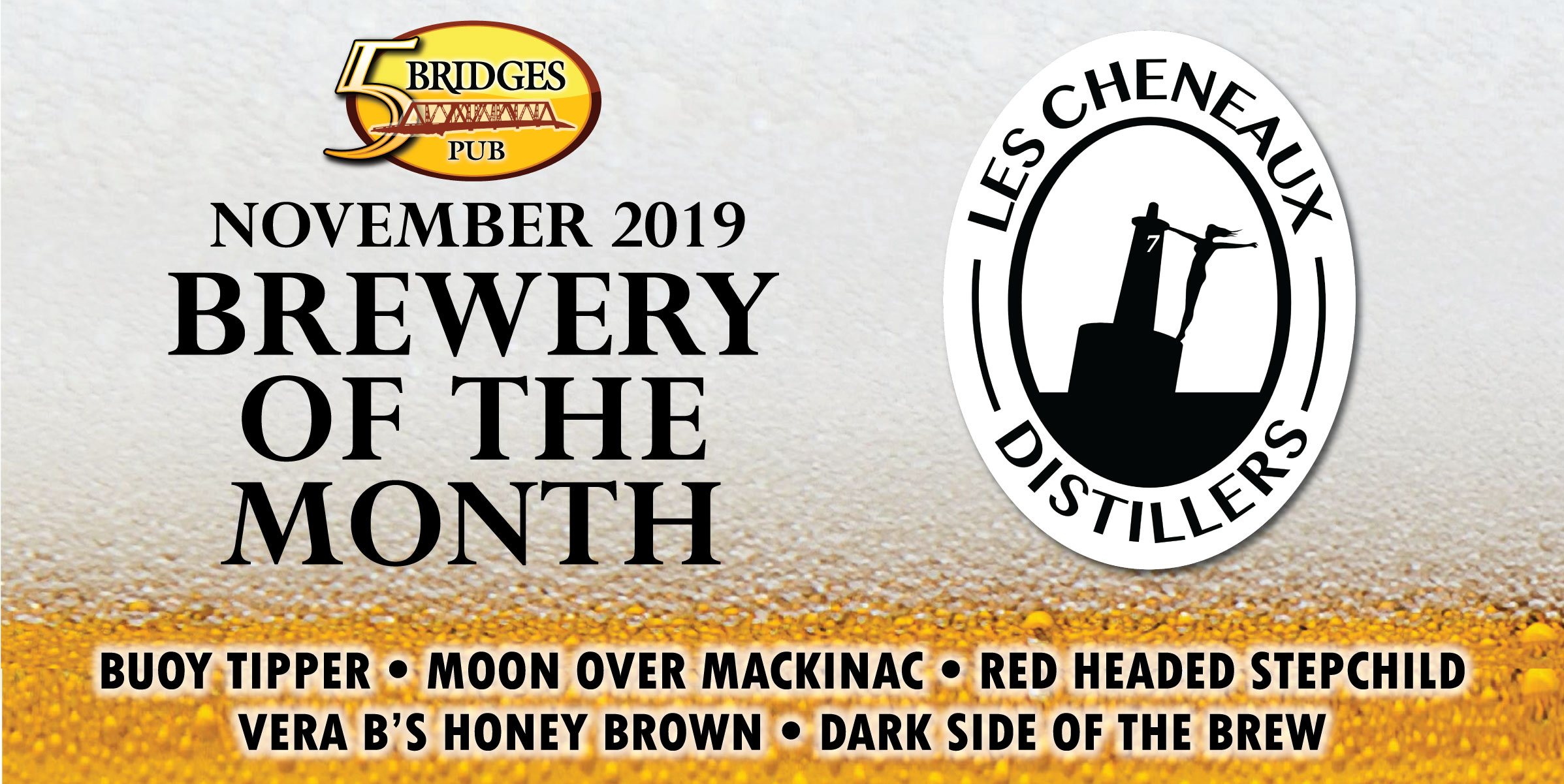 November Brewery of the Month.