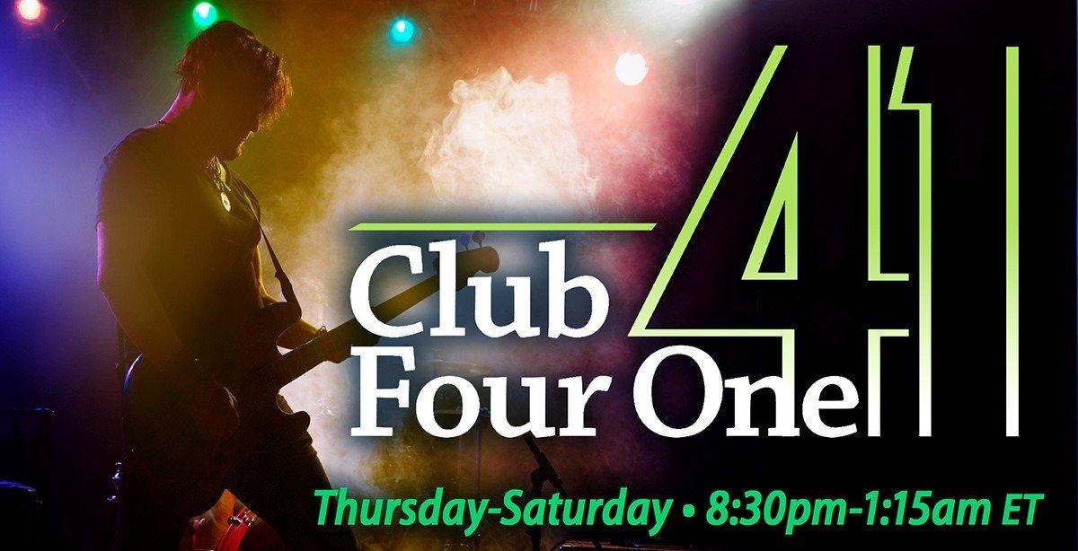 Club Four One Lounge Entertainment