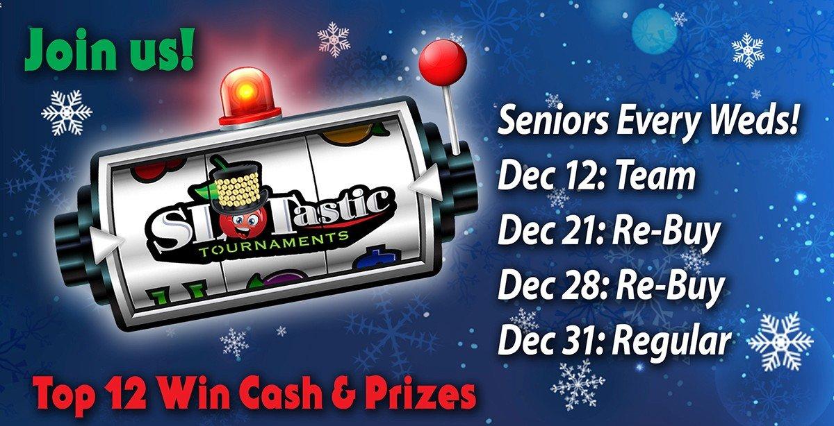 Slotastic Slot Tournaments at the Island Resort & Casino.