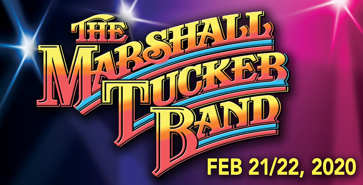 If You're Searchin' for a Rainbow, Come See the Marshall Tucker Band at the Island Showroom