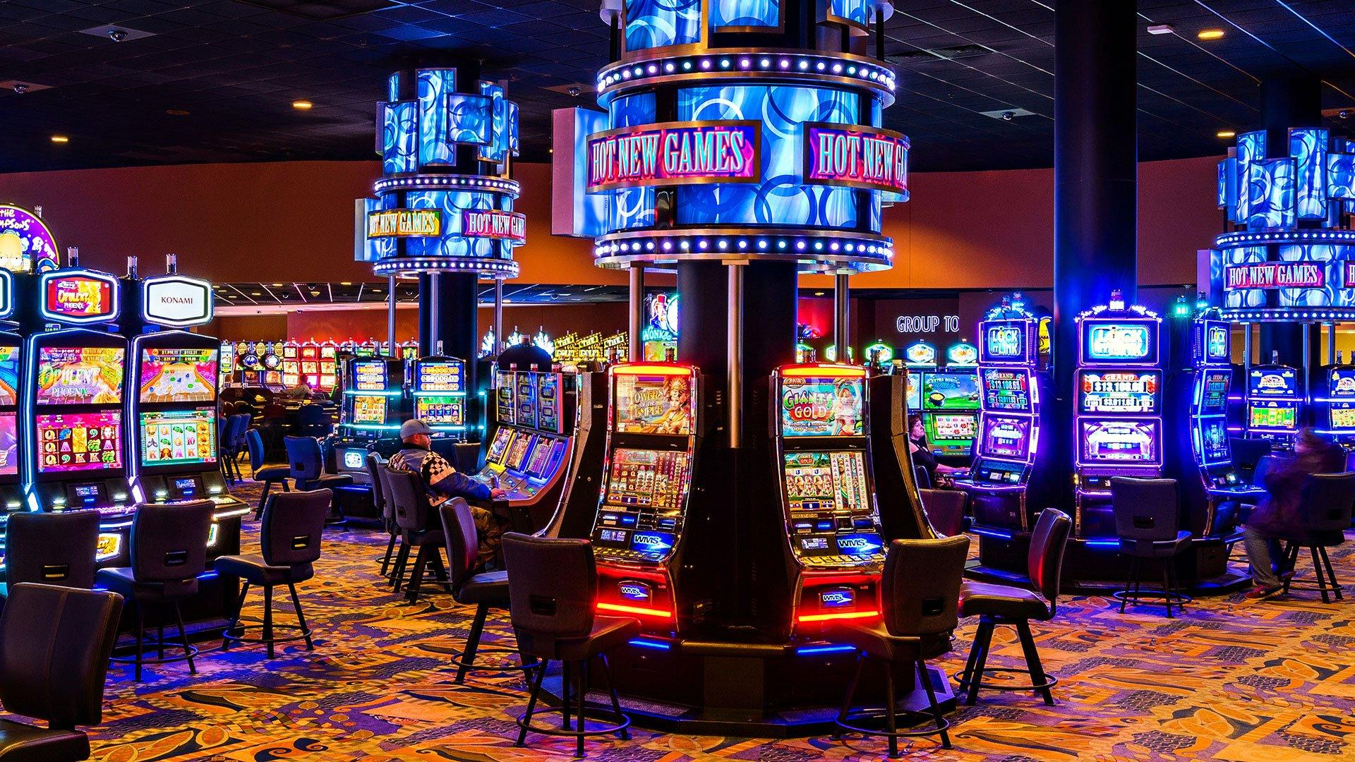 Free Senior Slot Tournament