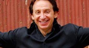 Comedian Bill Boronkay