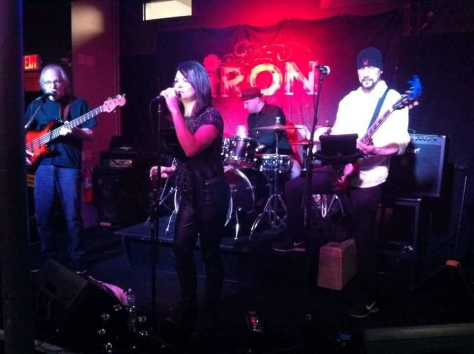 Iron Daisy at Club Four One